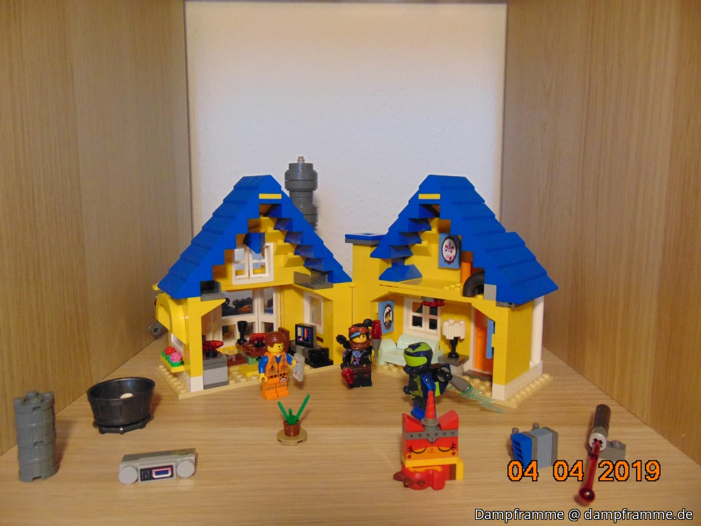 70831 Lego Movie 2